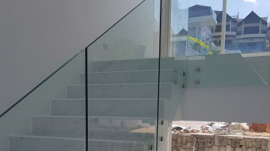 Glass Balustrades in Thailand | Quality Screens Asia