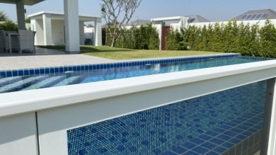 Pool Fence Thailand   Quality Screens Asia